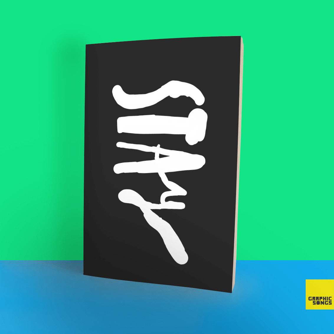 Stay { Music-Inspired Graphic Notebook }