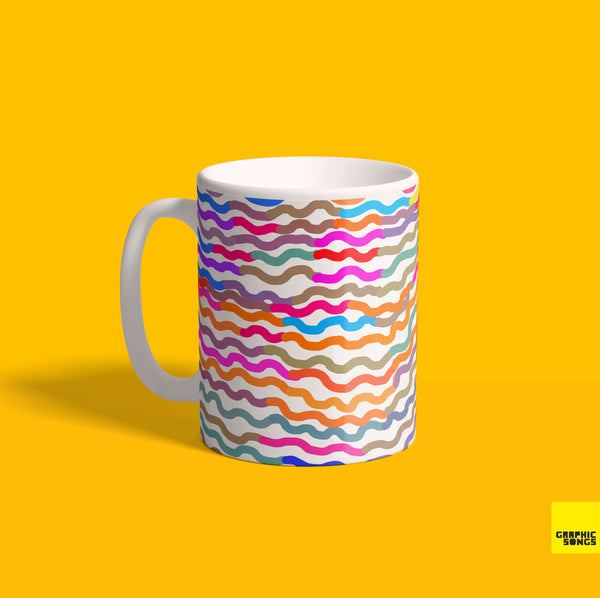 The Flood - Rahul Rajkhowa Collection { Premium Music-Inspired Graphic Print Mug }