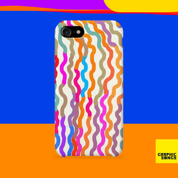 The Flood - Rahul Rajkhowa Collection { Premium Music-Inspired Graphic Print Phone Case }