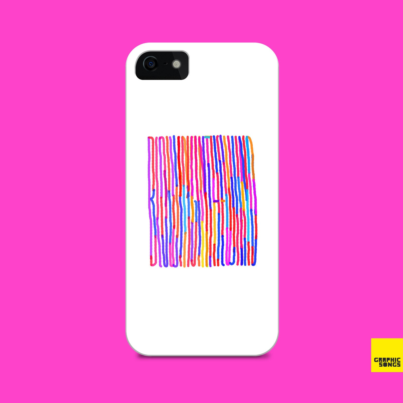 Blowing In The Wind { Premium Music-Inspired Graphic Print Phone Case }