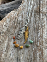 Two of a Feather Necklace