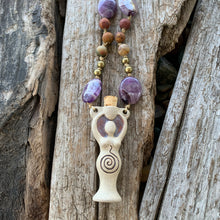 The Divine Goddess Vessel Necklace