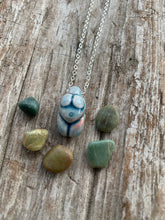 Sacred Mini Goddess Necklace