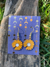 Hippie Daisy Earrings