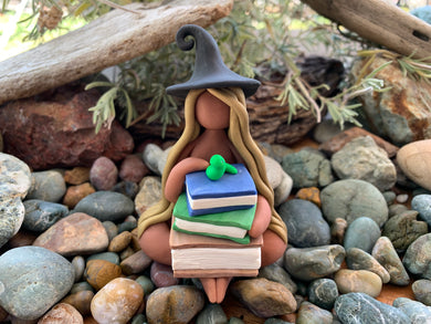 The BookWorm Witch