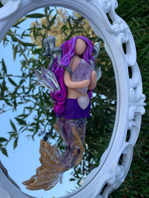 The Marvelous MerGoddess Mirror
