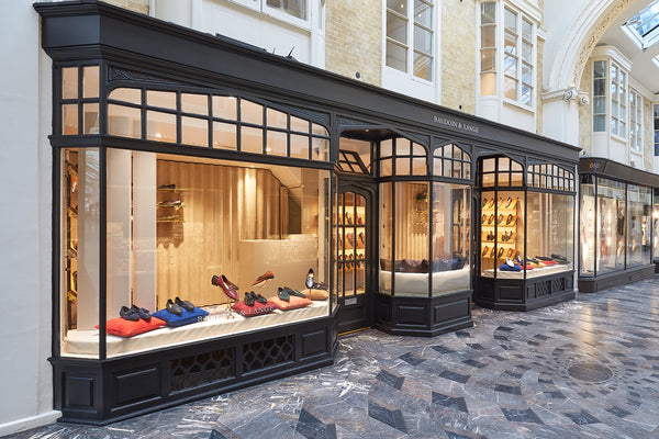Baudoin & Lange Launch New Store in Burlington Arcade, Mayfair