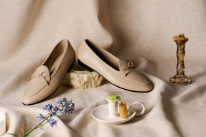 Women's String Loafers