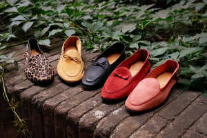 Women's Deerskin Loafers