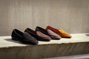 Men's Plain Loafers