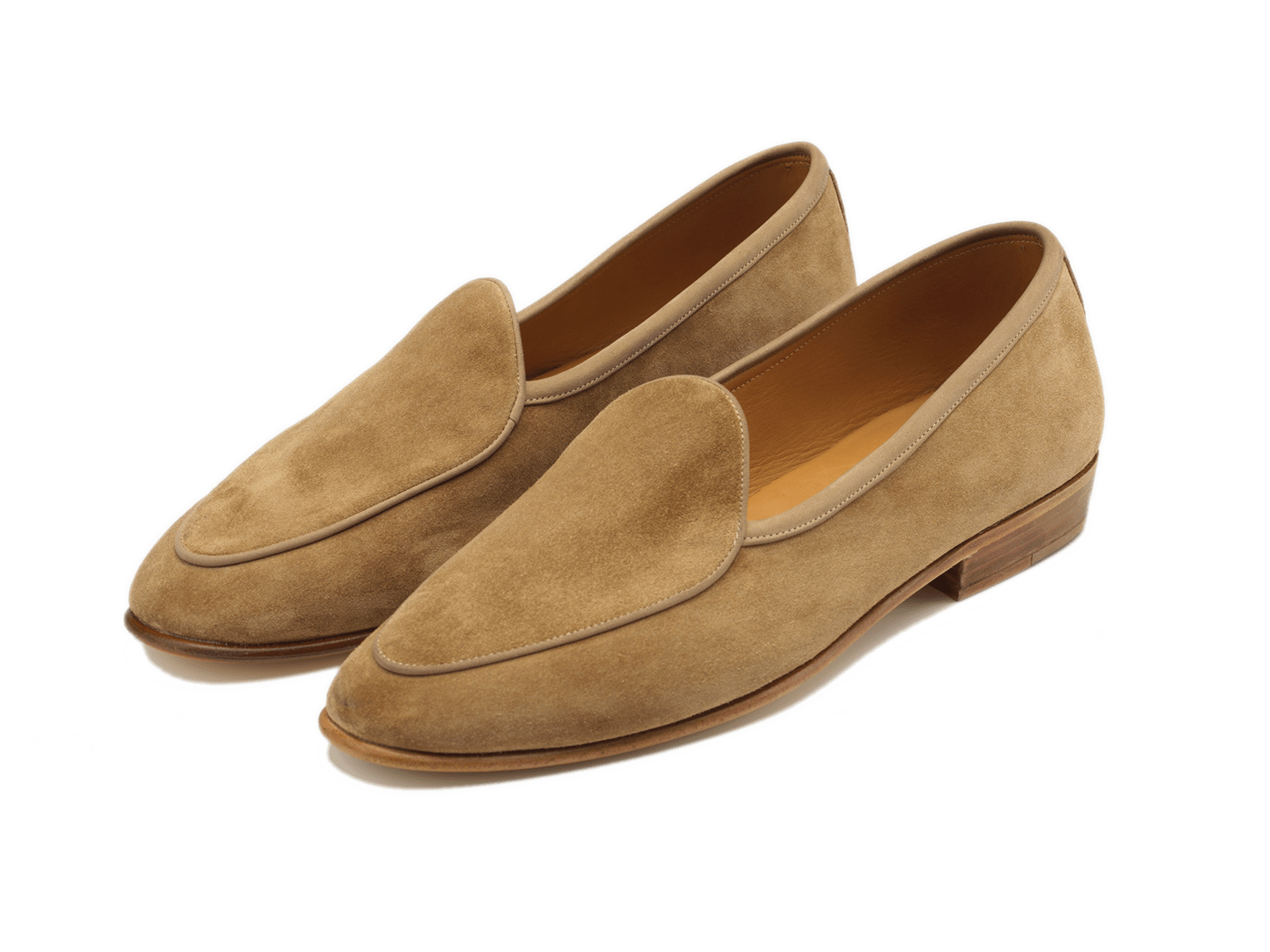Sagan Classic Vence in Glove Suede Clay