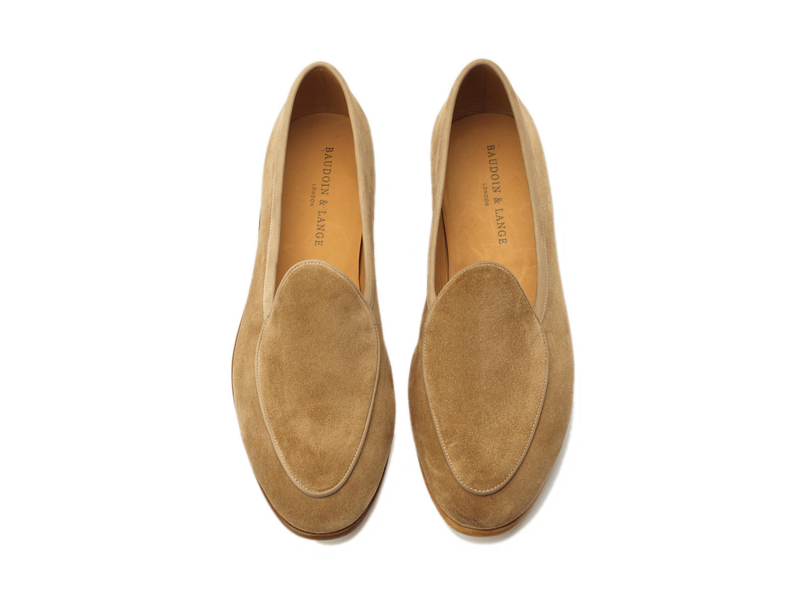Sagan Classic Vence in Clay Glove Suede
