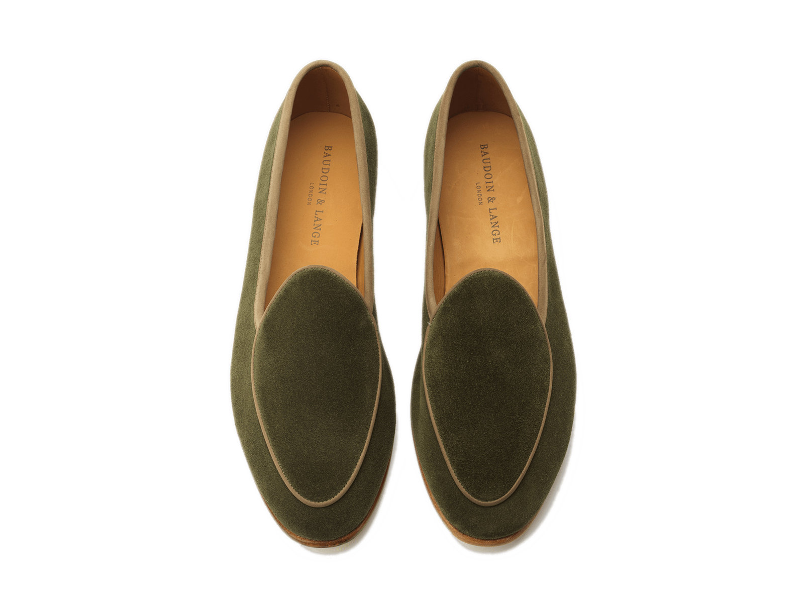 Sagan Classic Vence in Glove Suede Moss