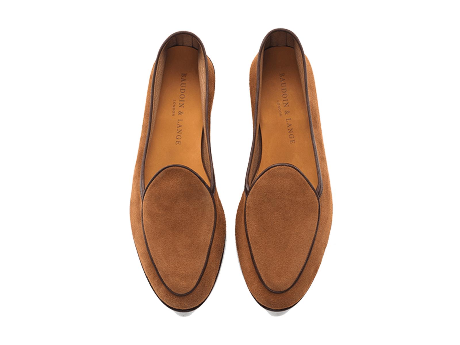Sagan Classic Plain in Tobacco Asteria Suede