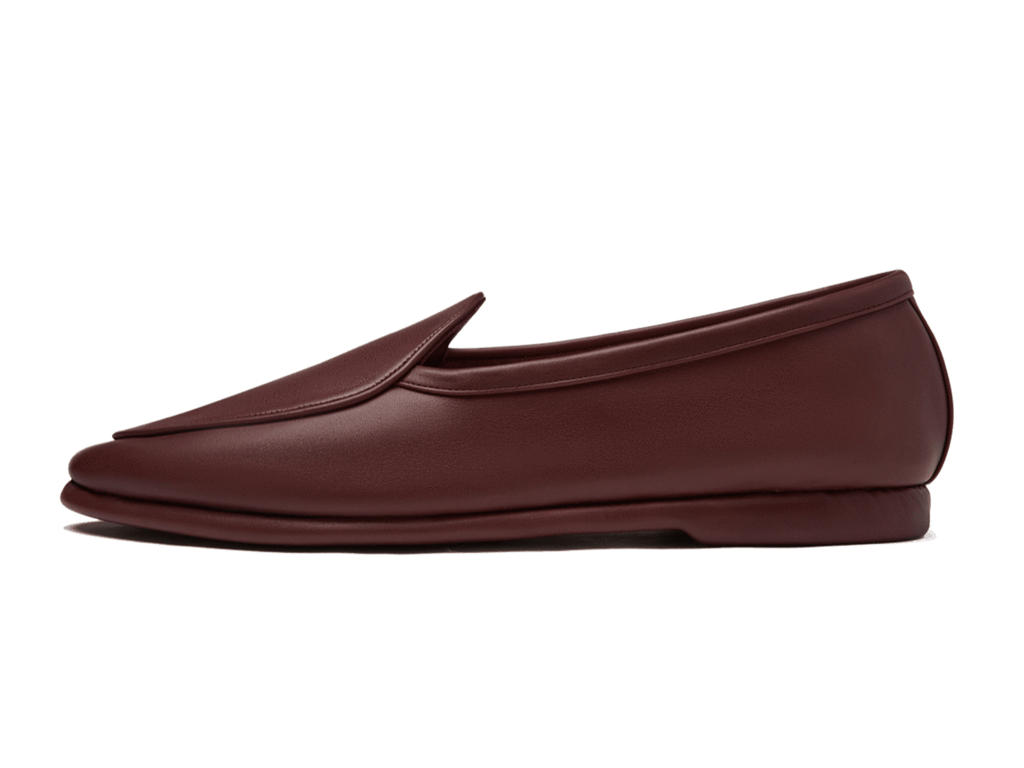 Sagan Lune in Oxblood Asteria Calf