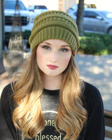 CC SOLID COLOR BEANIE