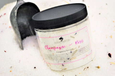 Champagne and Roses Bath Salt