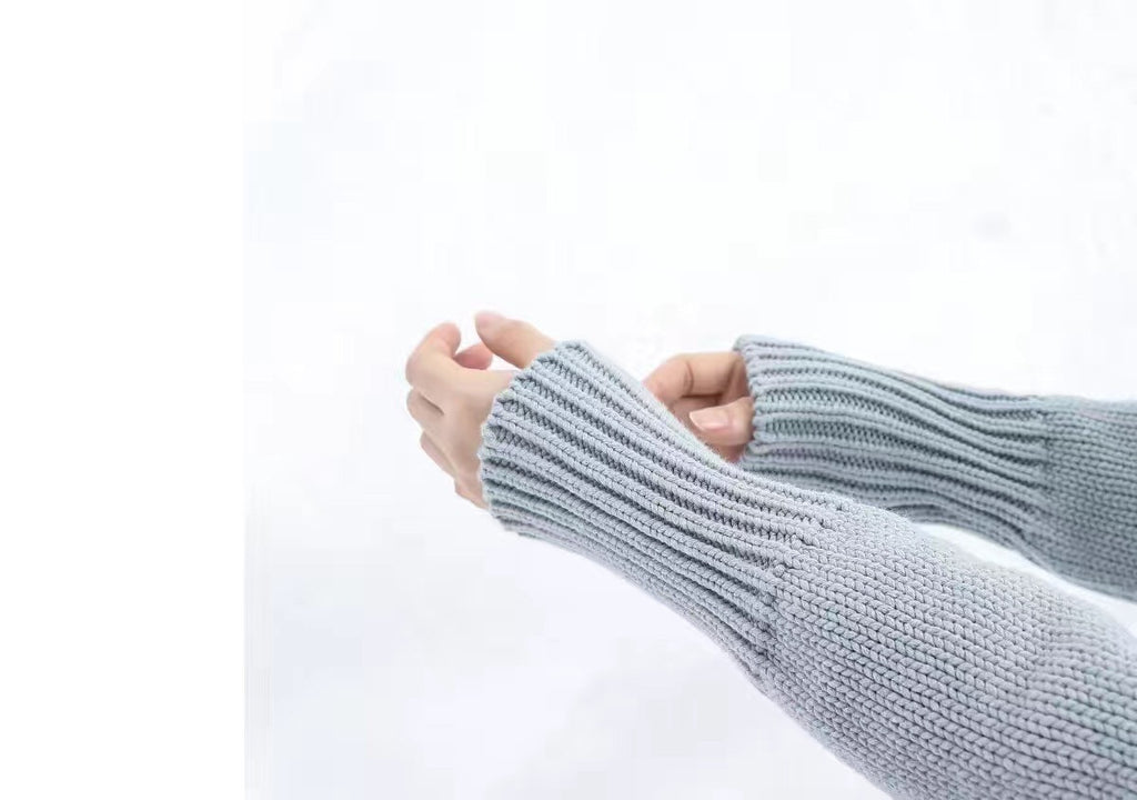 Women Knitted Jumper