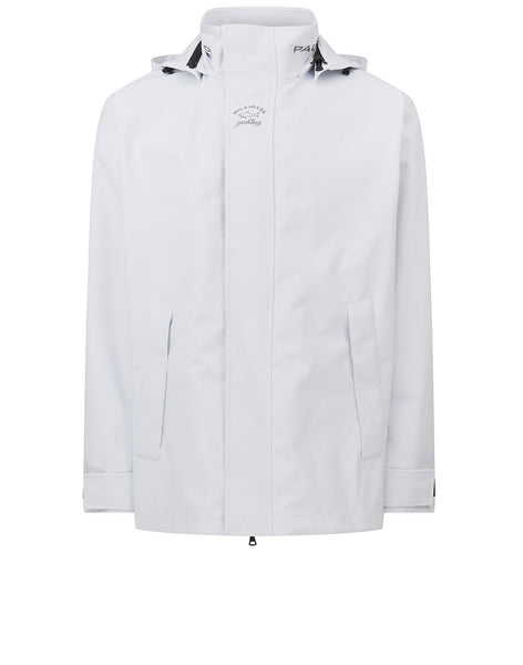 Typhoon Save The Sea Jacket in White
