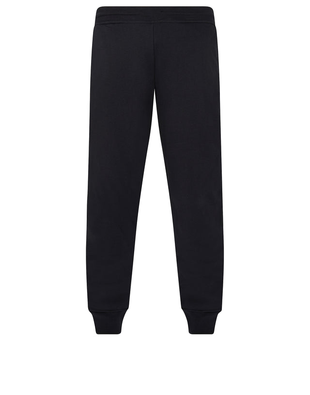 Athletic Jogging Trousers in Black