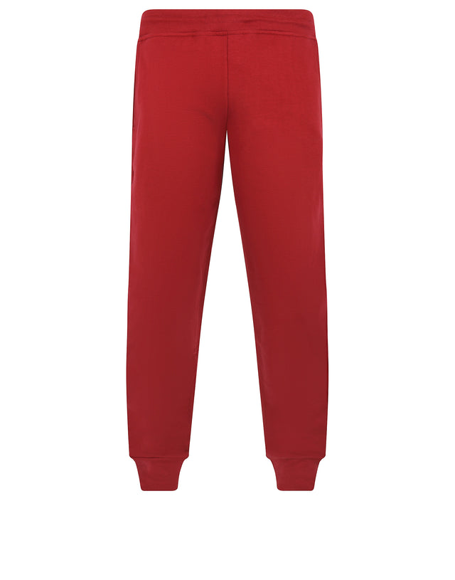 Athletic Jogging Trousers in Dark Wine