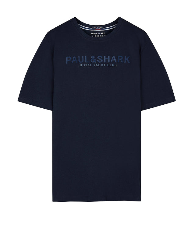 Royal Yacht T-Shirt in Navy