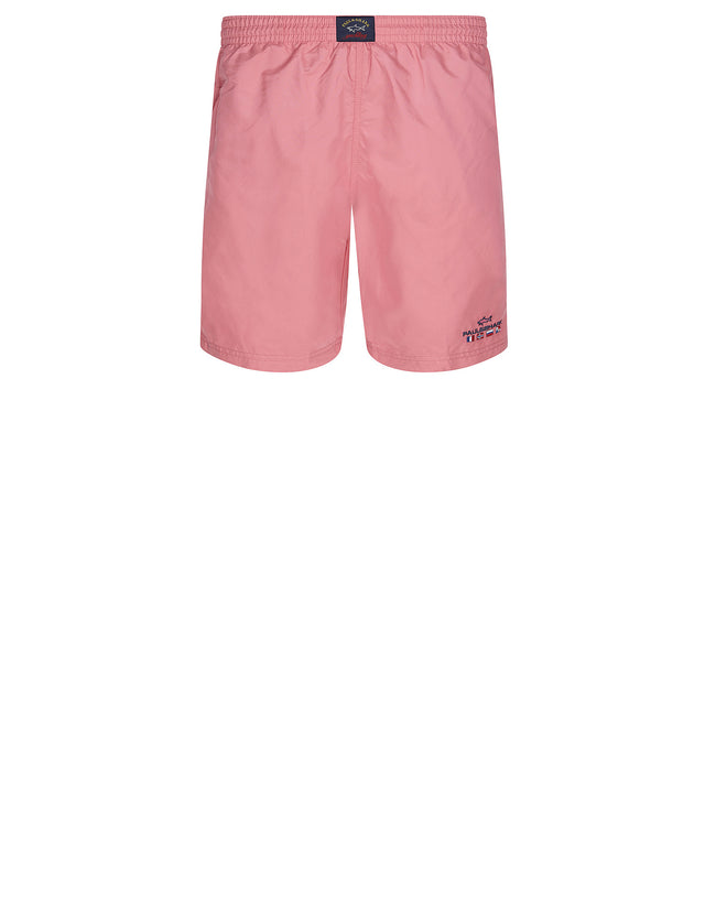 Swimming Trunks in Fuchsia