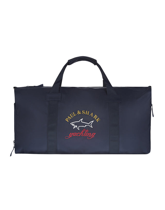 Barrel Bag in Navy