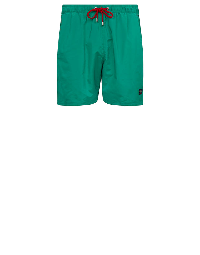 Swim Shorts in Green