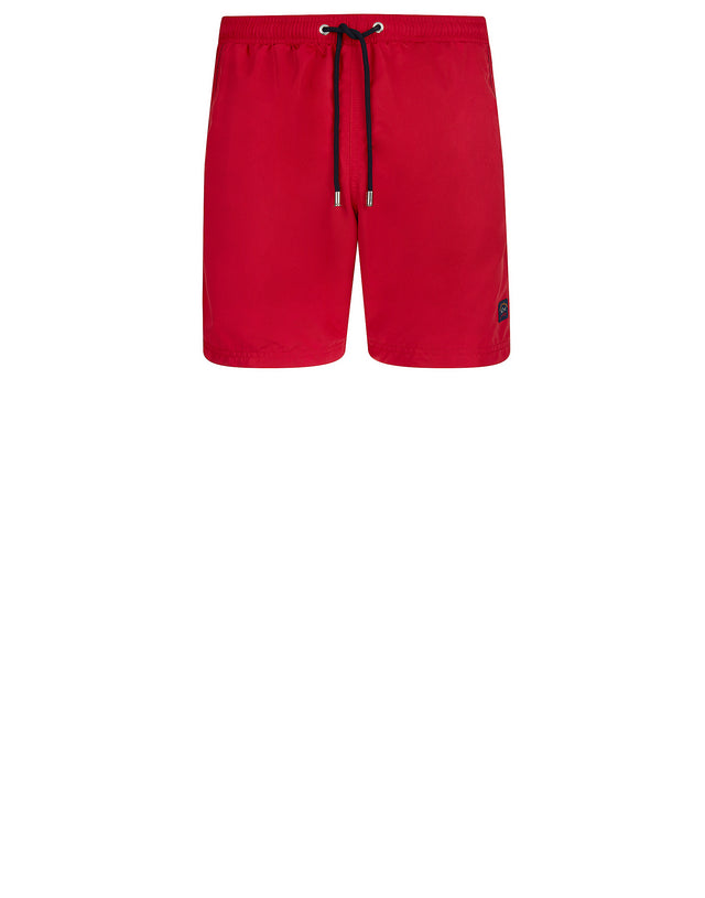 Swim Shorts in Red