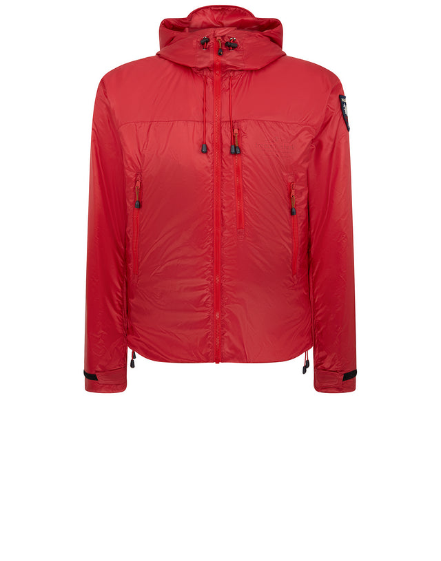 '-40 Light Padded Jacket in Red