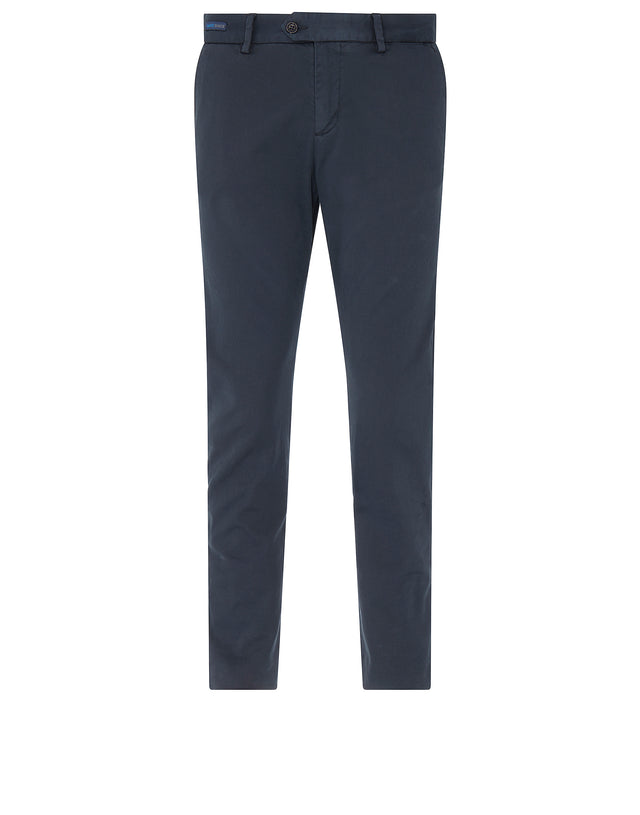 Comfort Touch Stretch Chino in Blue