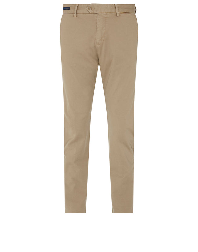 Comfort Touch Stretch Chino in Beige