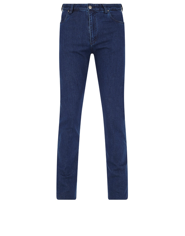 Slim Fit Jeans in Indigo