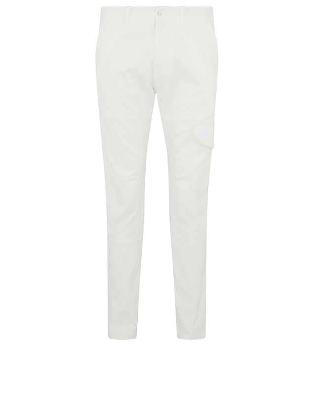 Regular Fit Chinos in Off-white
