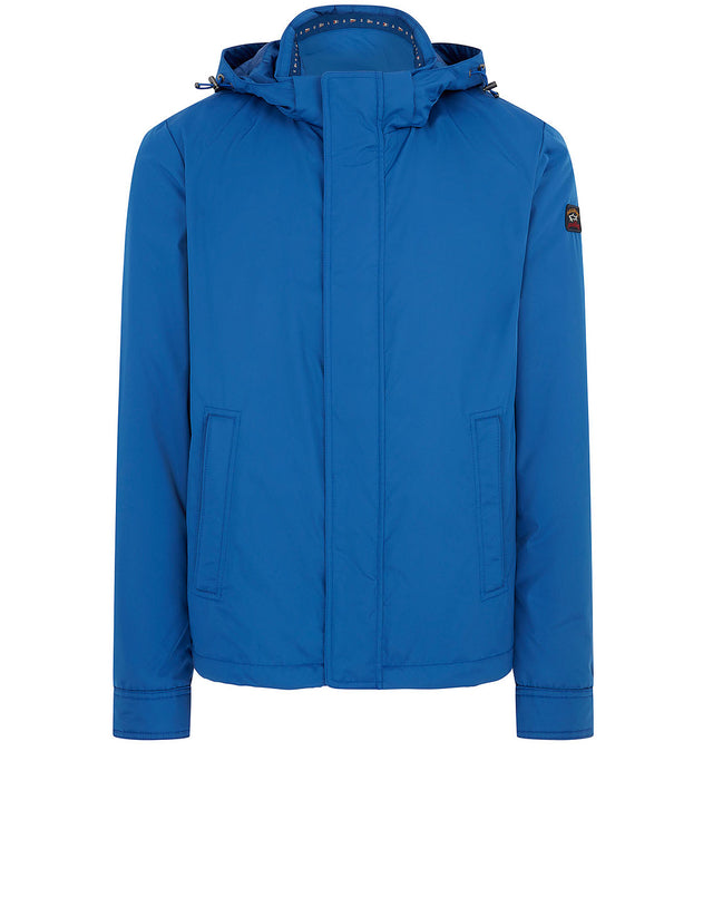 Rain Jacket in Cobalt Blue