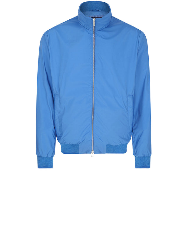 Harrington Jacket in Cobalt Blue