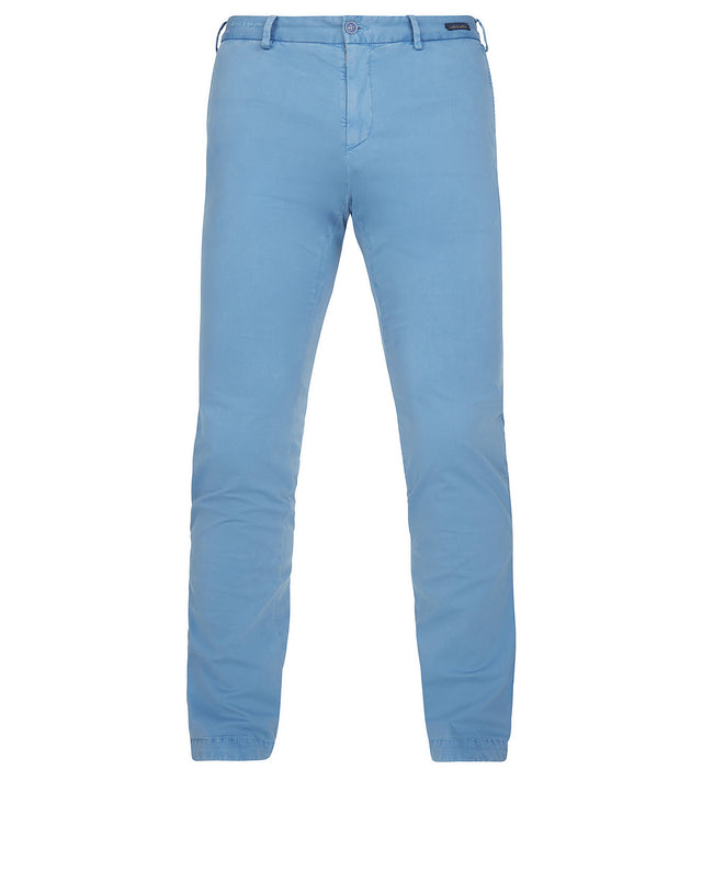 Chino Trousers in Cobalt Blue
