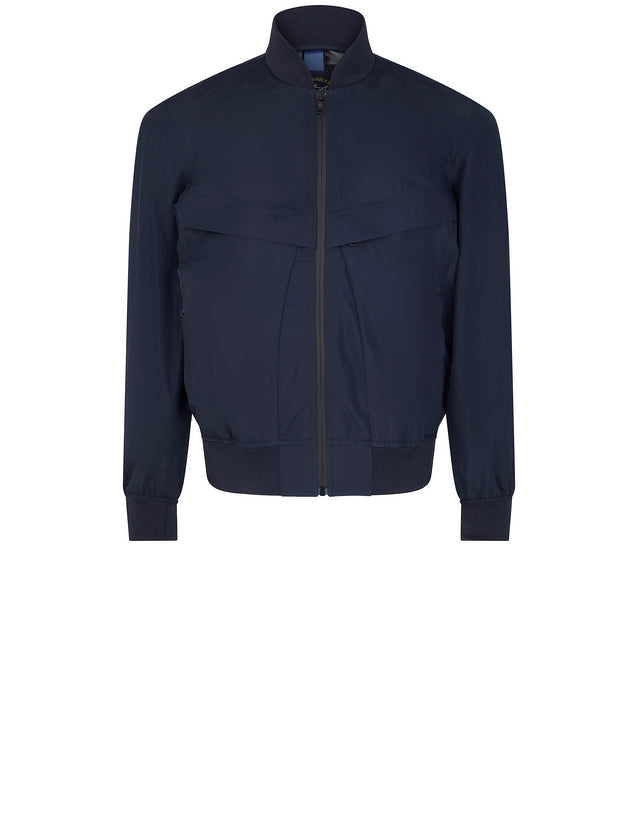 Typhoon Bomber Jacket in Blue