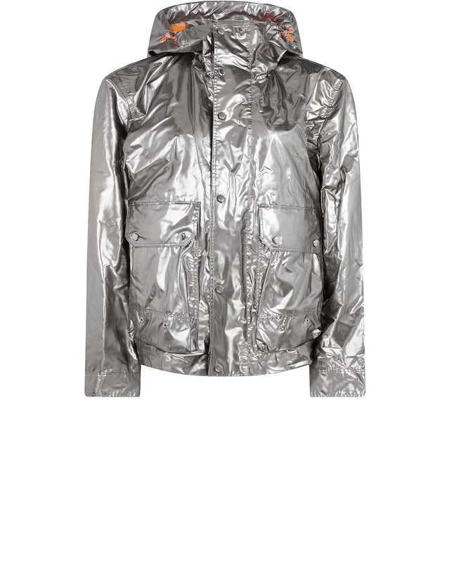 Sharkhub Reflex Jacket in Silver