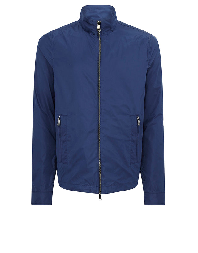 Save The Sea Jacket in Blue