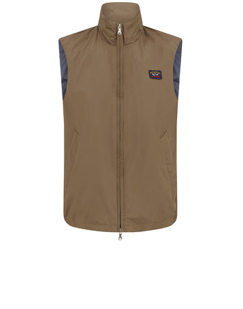 Typhoon 20000 Gilet in Olive Green