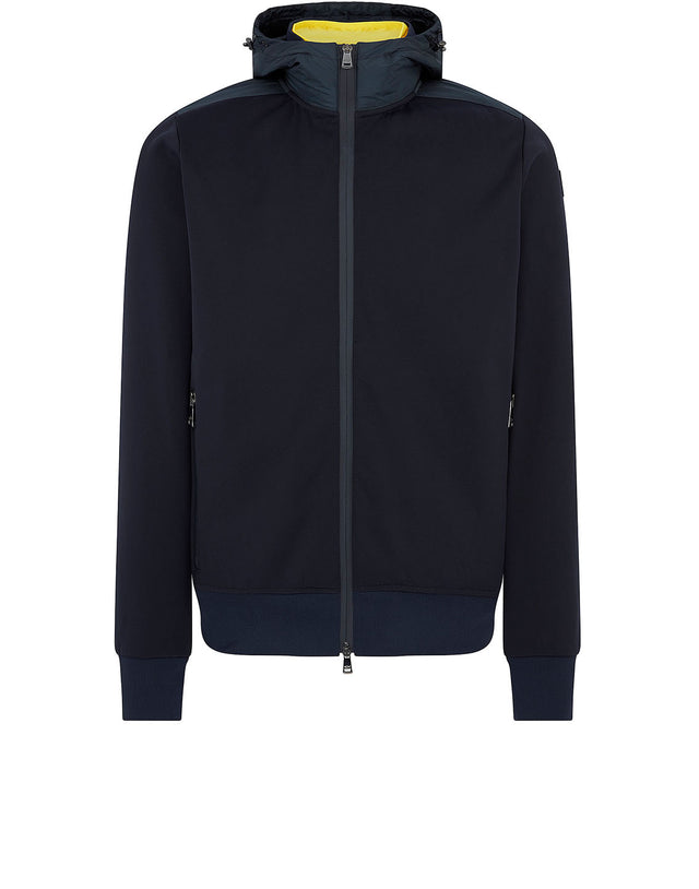 Hybrid 2-in-1 Jacket in Blue