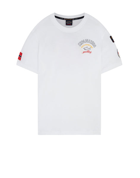 Kipawa 1938 Logo T-Shirt in White