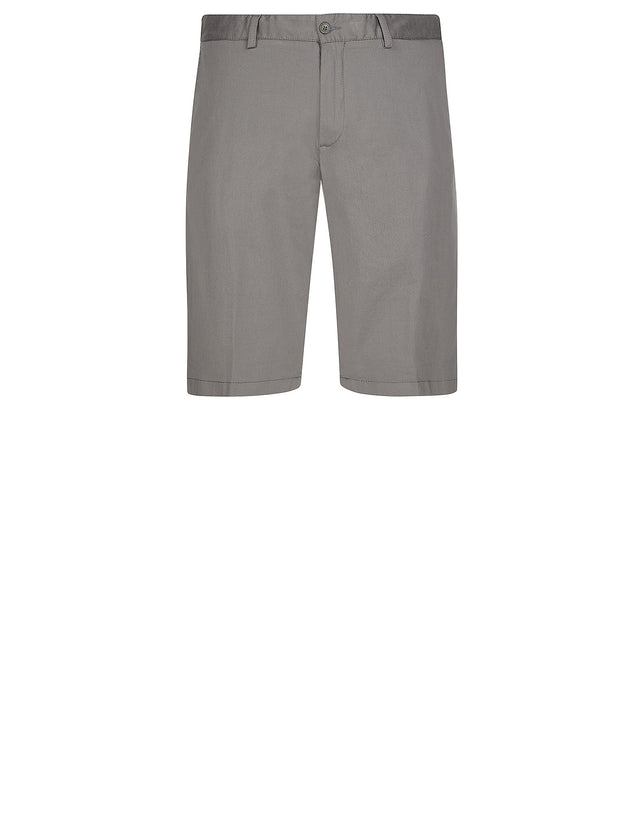 Bermuda Shorts in Light Grey
