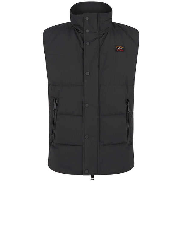 Typhoon 20000 Down Utility Vest in Black