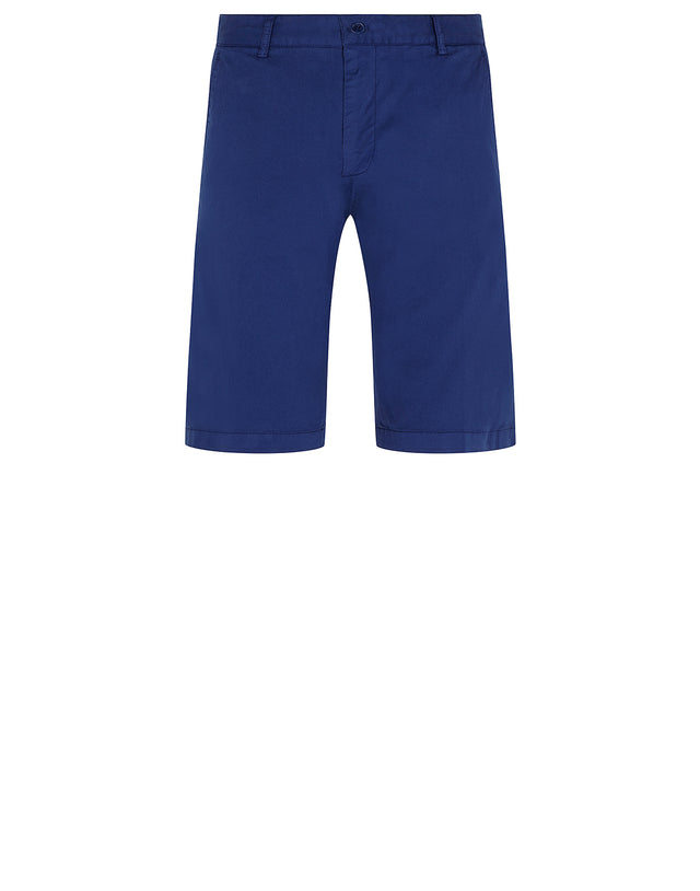 Chino Short in Blue