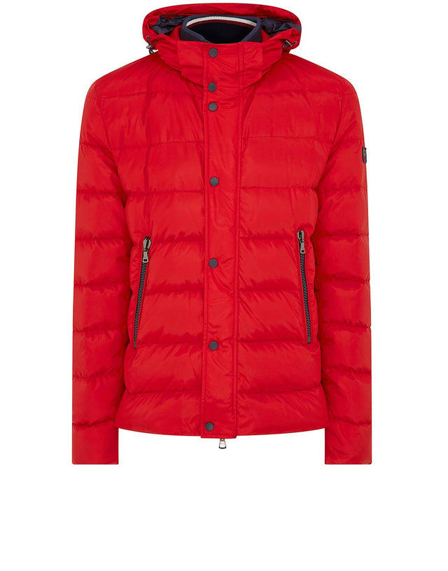 Competition Padded Sailing Jacket in Red