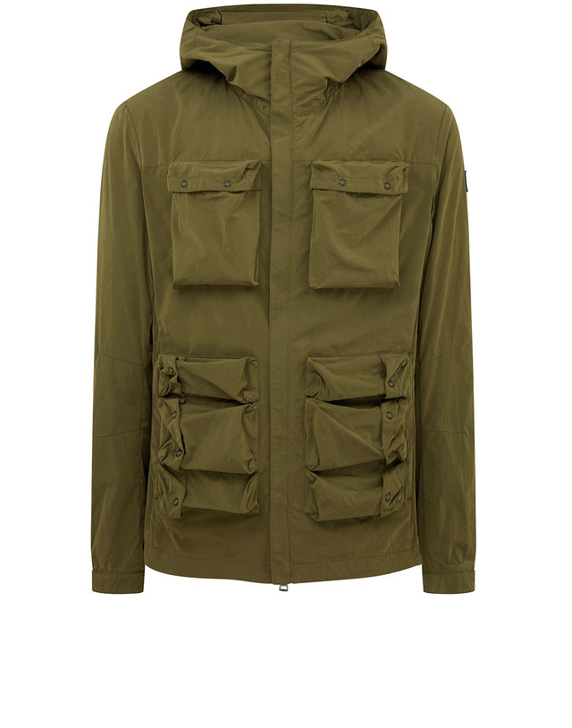 M65 Utility Jacket in Military Green