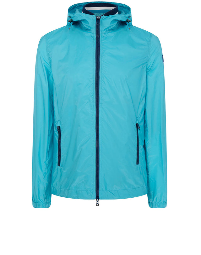 a1c93cbbe8 Lightweight Rain Jacket in Light Blue